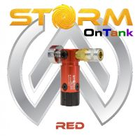 Wolveriene Storm Regulator OnTank with remote line